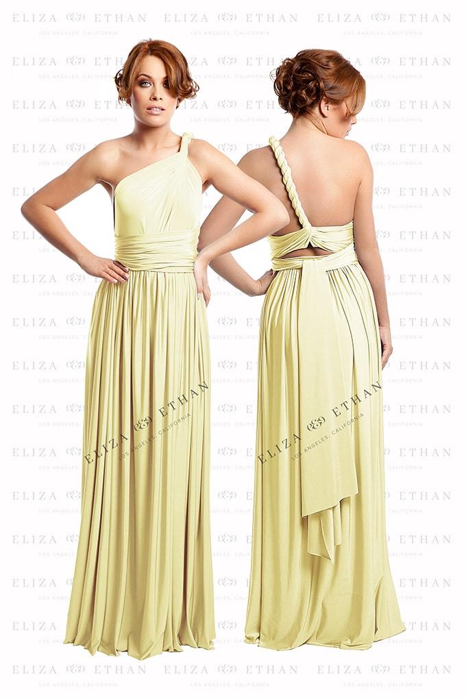 329bfa2f9e58 Daffodil Eliza   Ethan Multiwrap Dress - Alila