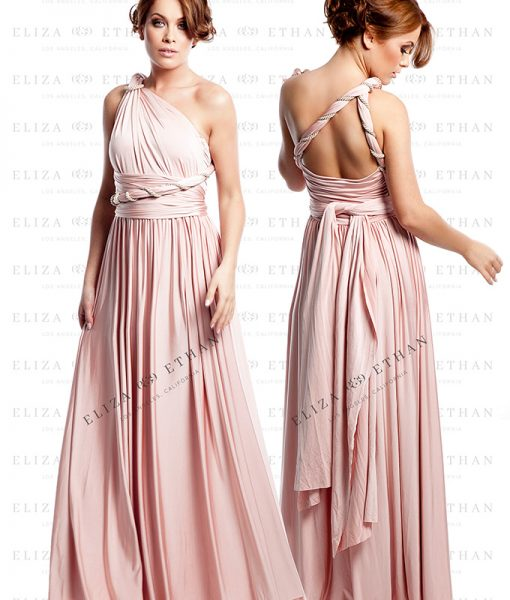 Alila-Dusty-Rose-Multiwrap-Dress-Eliza-and-Ethan