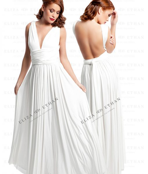 Alila-Ivory-Multiwrap-Dress-by-Eliza-Ethan
