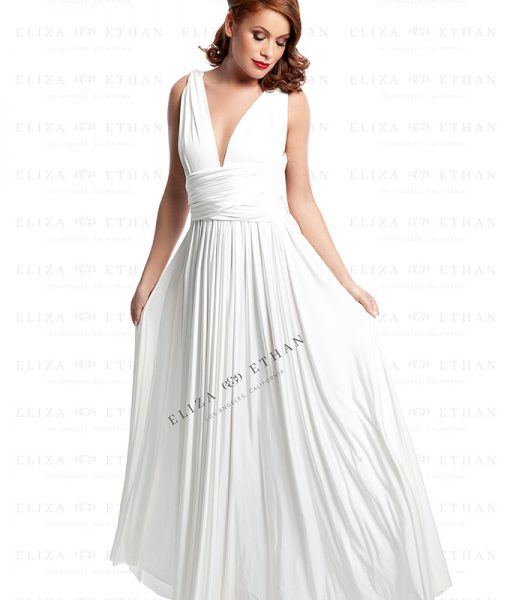 Alila-Ivory-Multiwrap-Dress-by-Eliza-and-Ethan