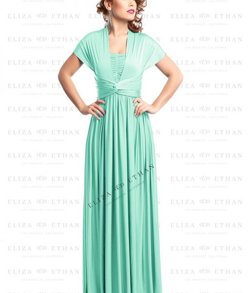Alila-Mint-Multiwrap-Dress-by-Eliza-and-Ethan
