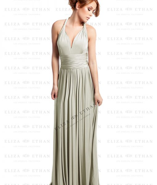 Alila-Taupe-Multiwrap-Dress-Eliza-and-Ethan