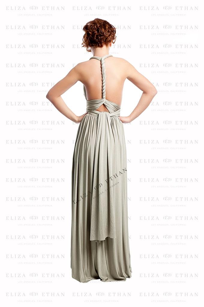 Alila-Taupe-Multiwrap-Dress-by-Eliza-Ethan