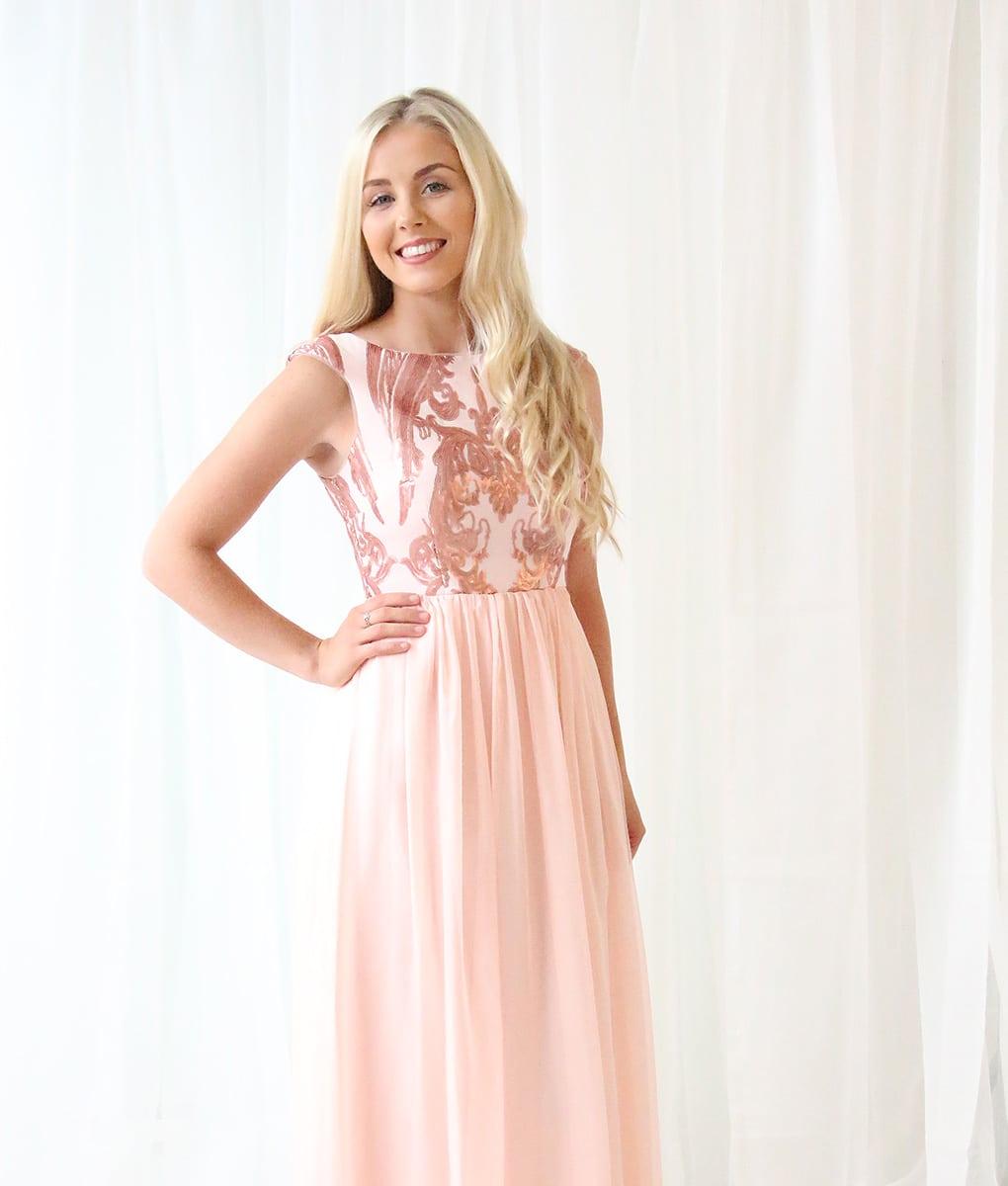 Alila-Blush-Chiffon-gown-Bariano