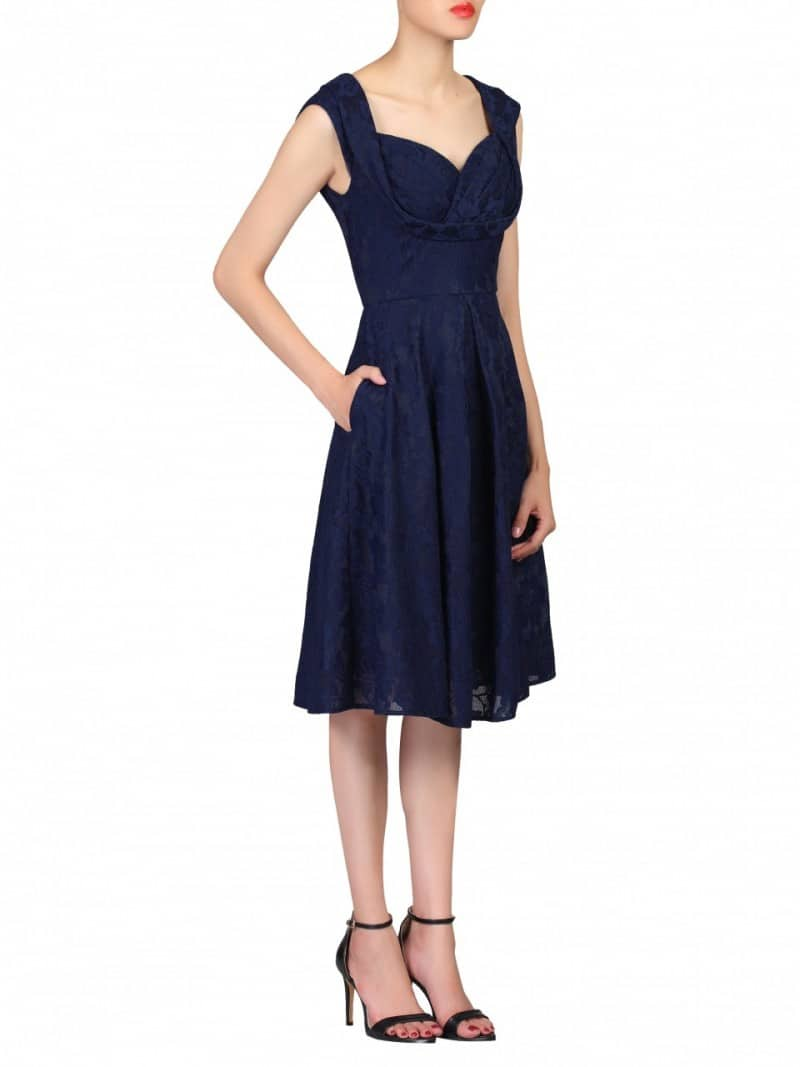 Alila-Navy-Crossover-Bust-Lace-Prom-Dress-Jolie-Moi