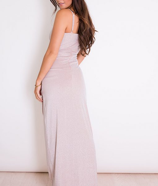 Alila Pearl Strappy Gown Girl In Mind