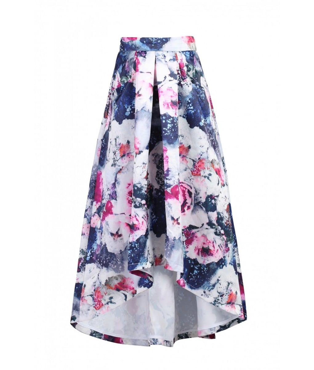 Alila-Printed-High-Low-Prom-Skirt-GREY-Jolie-Moi