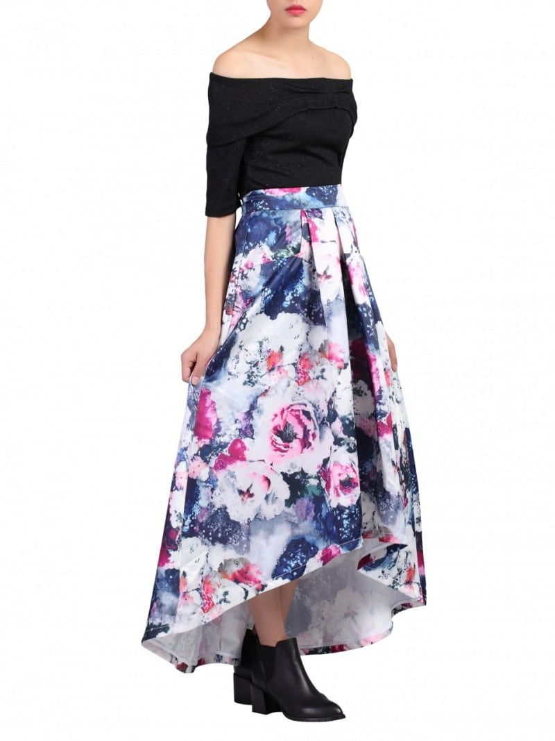 Alila-Printed-High-Low-Prom-Skirt-GREY-pocket-Jolie-Moi