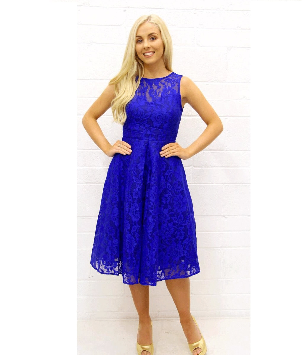 ELECTRIC-Blue-Jolie-Moi-lace-dress-with-pockets-Alila