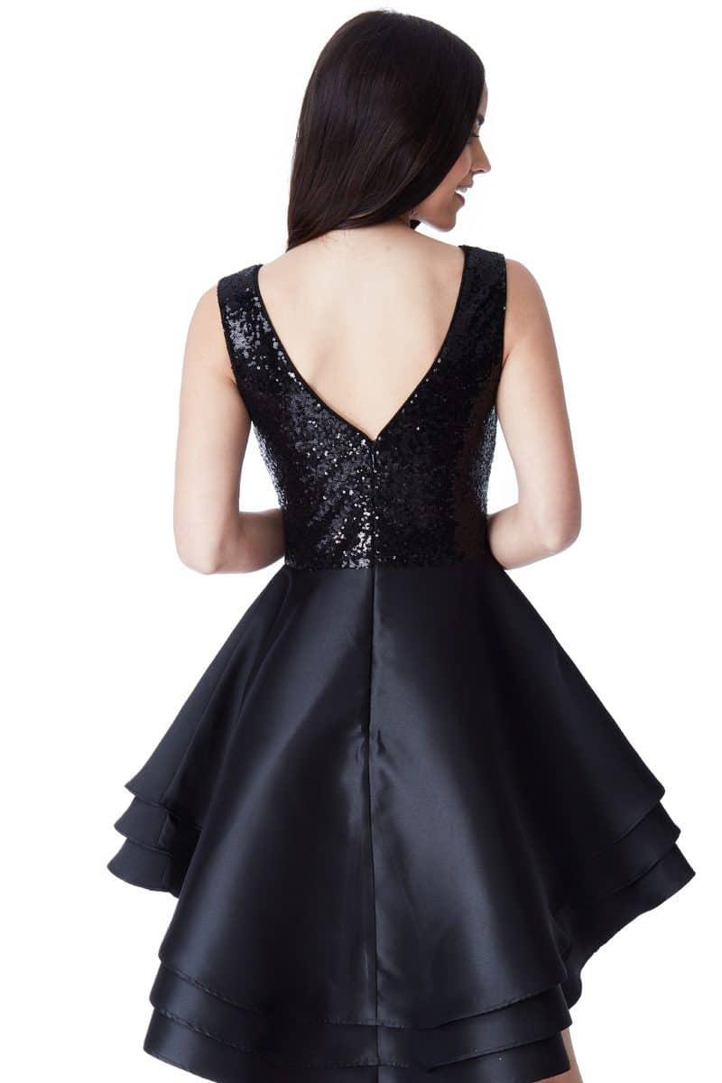 Alila-Black-Sequins-Ruffle-City-Goddess-2