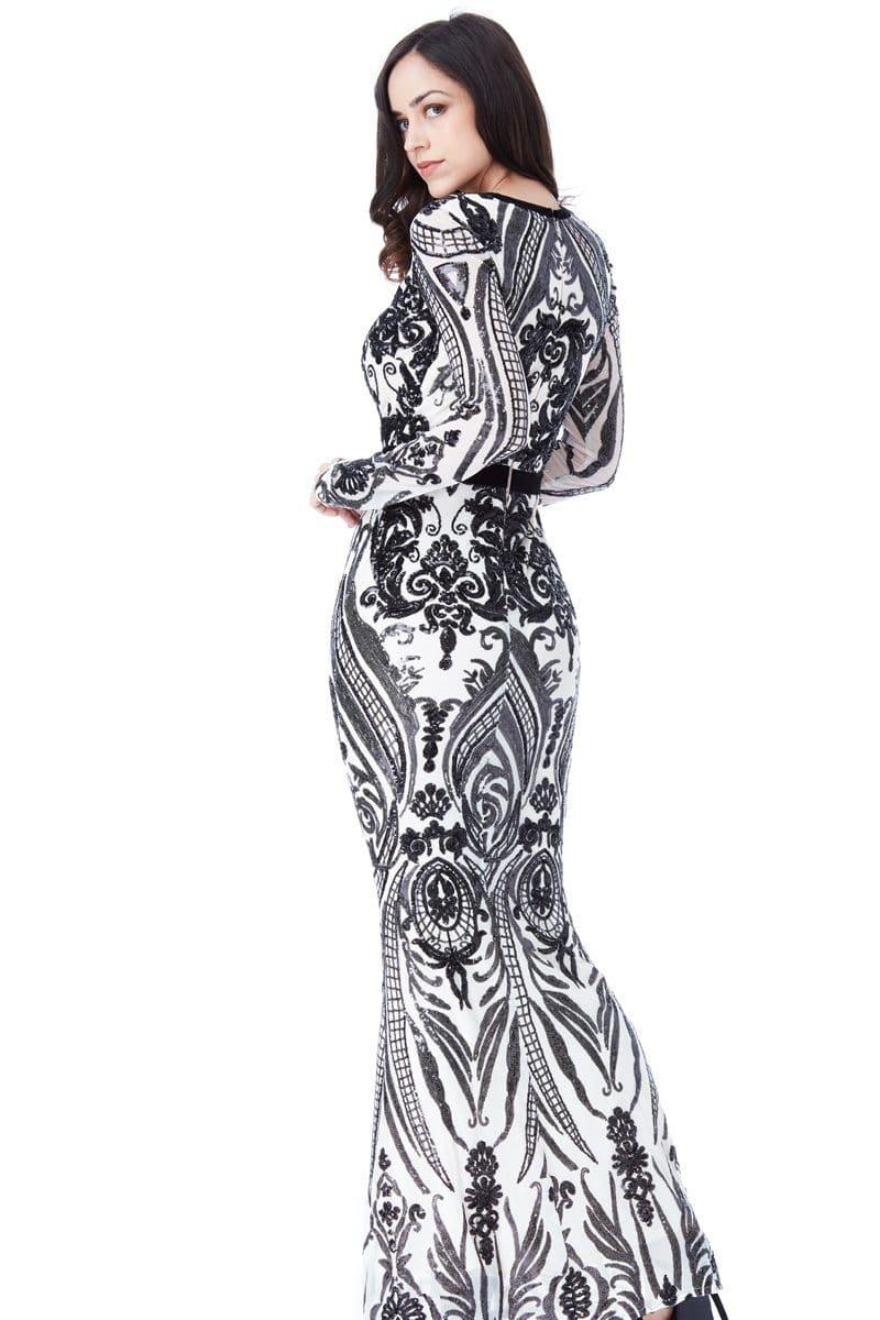 Alila-Stone-Gown-Back-City-Goddess