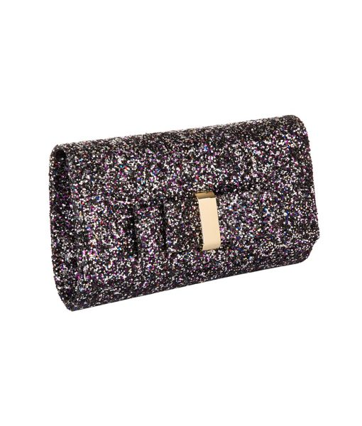 Alila-Black-Glitter-Clutch-Bag-Mascara