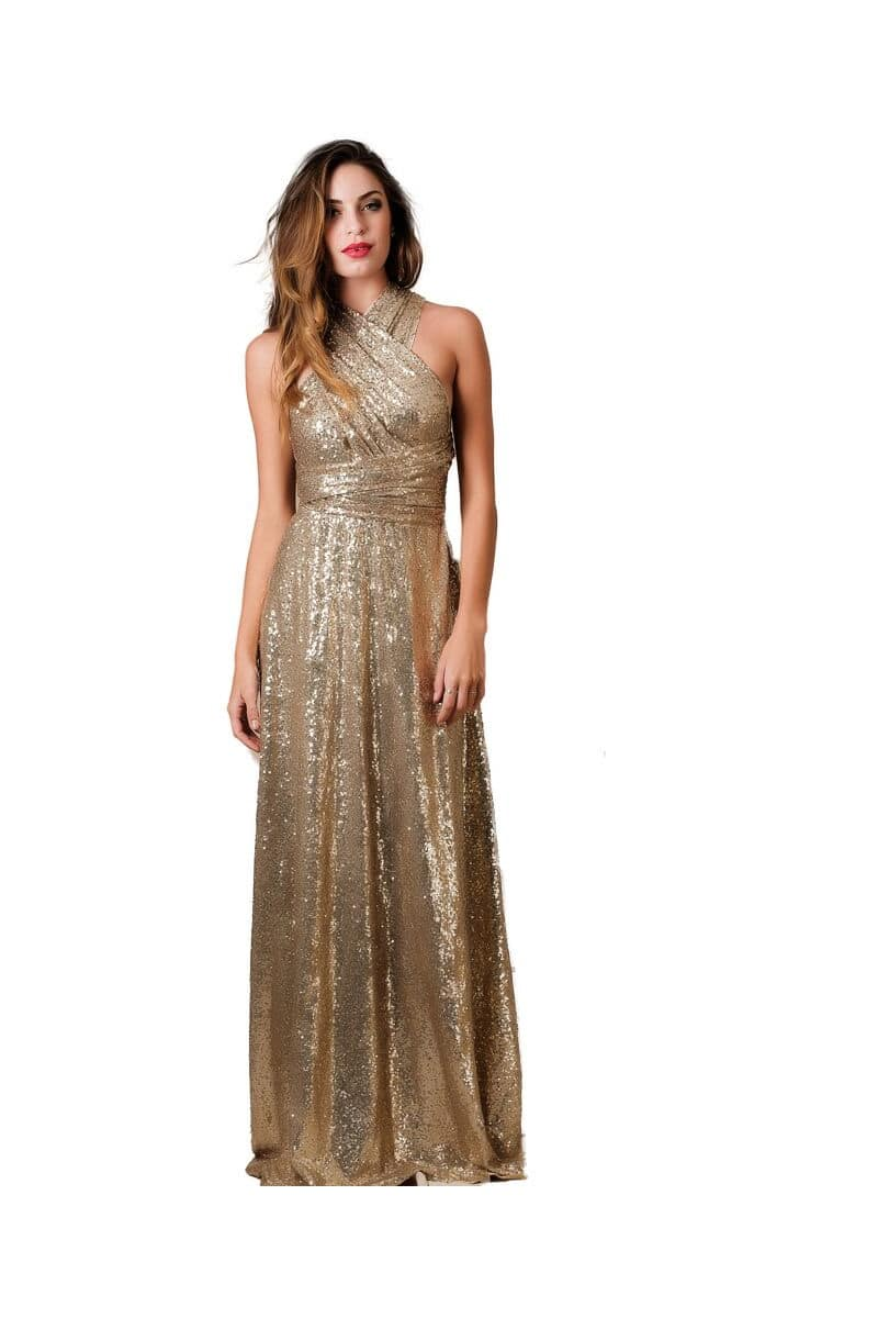 Alila-Champagne-Sequins-Multiway-Goddess-By-Nature