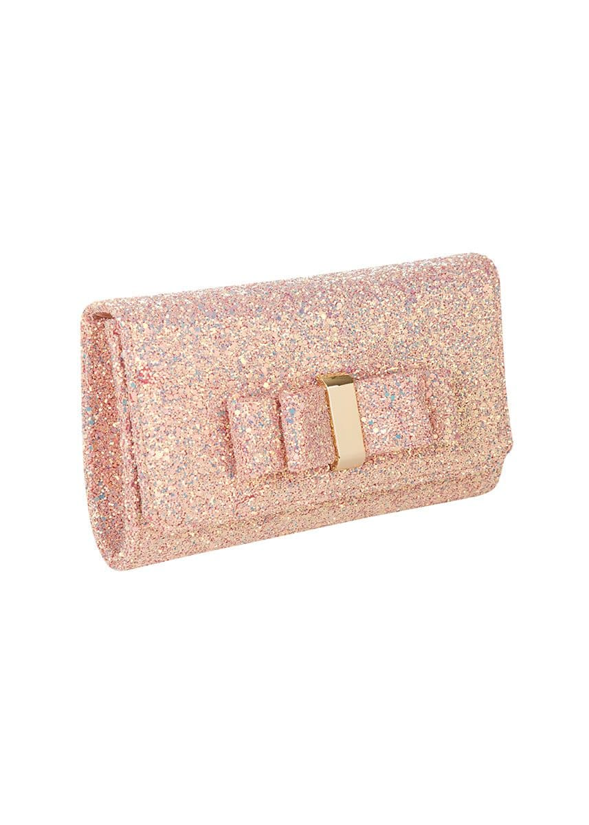 Alila-Pink-Glitter-Clutch-Bag-Mascara