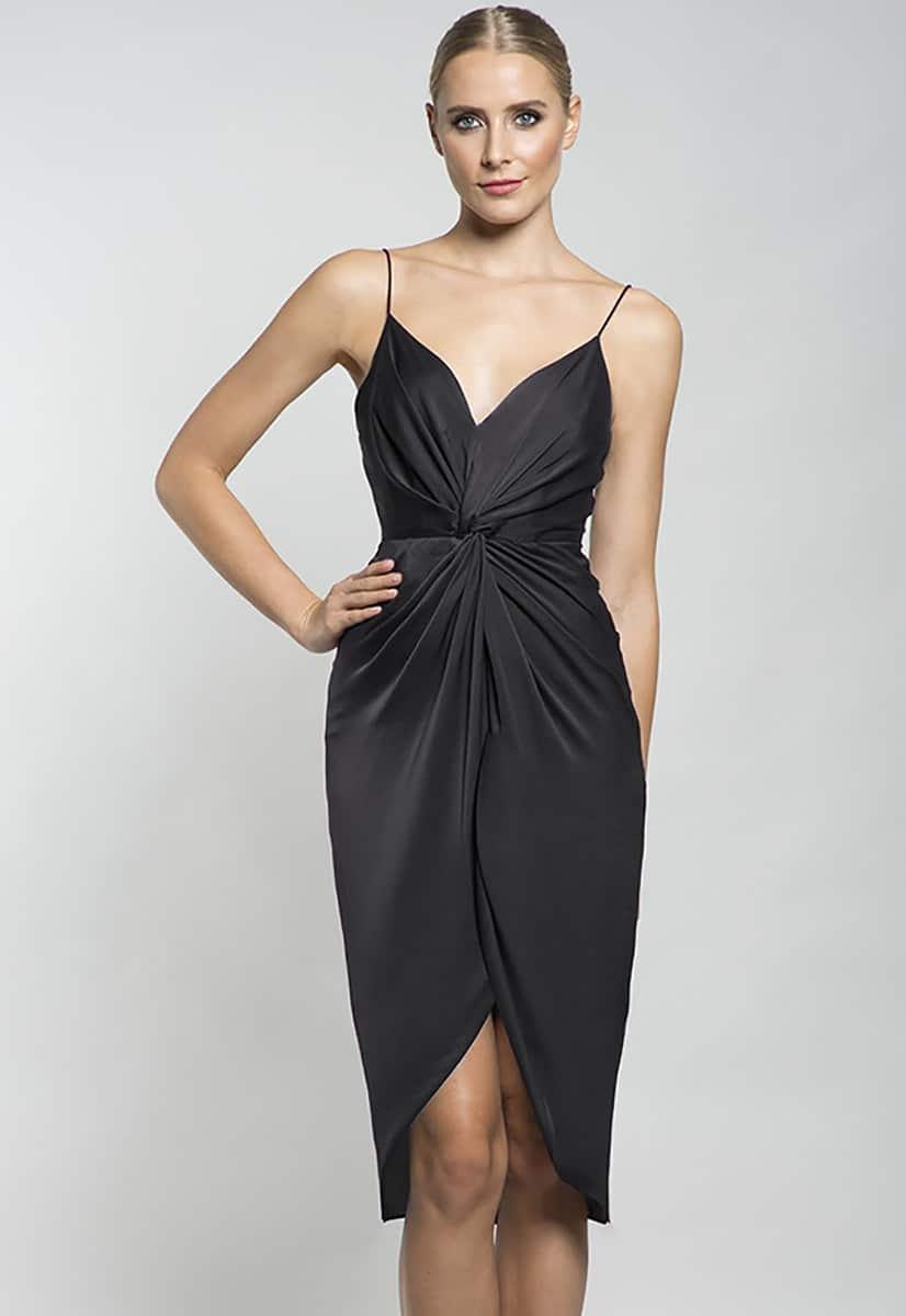 Alila-black-silky-strappy-dress-Lumier