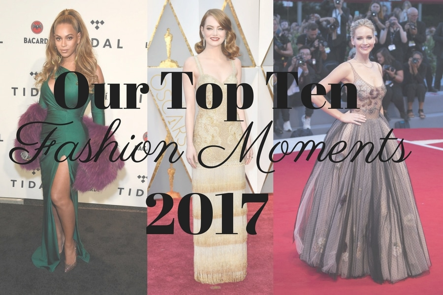 Our Top Ten Fashion Moments 2017 Blog Alila