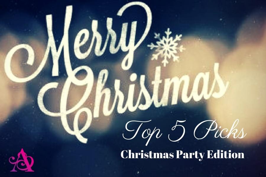 Top 5 picks christmas edition
