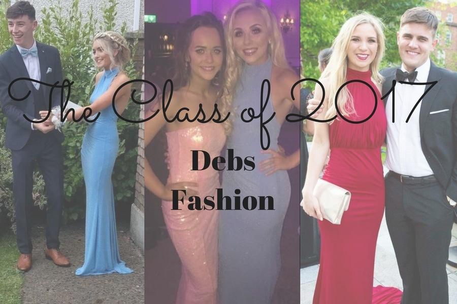 The Class of 2017 Debs Dresses Ireland