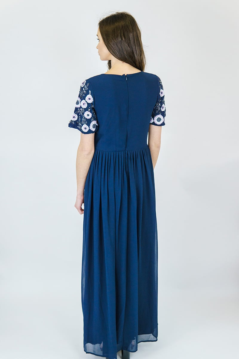 Alila-Navy-Debs-dress-long-Angeleye