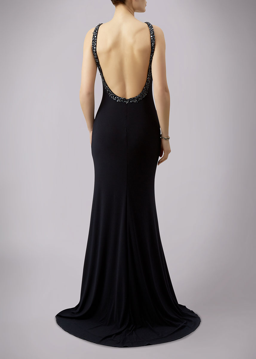 Navy-Mascara-Gown-Open-Back-Debs-Dress-Alila-Boutique