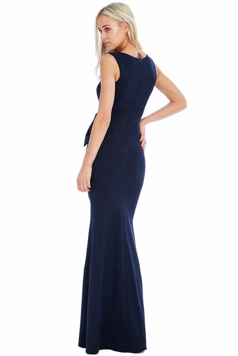Alila-Navy-Bridesmaids-Dress-City-Goddess