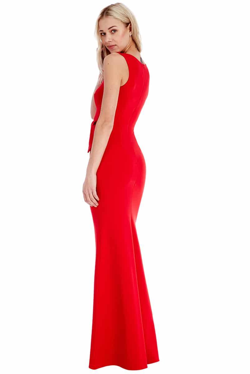 Alila-Red-Bridesmaids-Dress-City-Goddess
