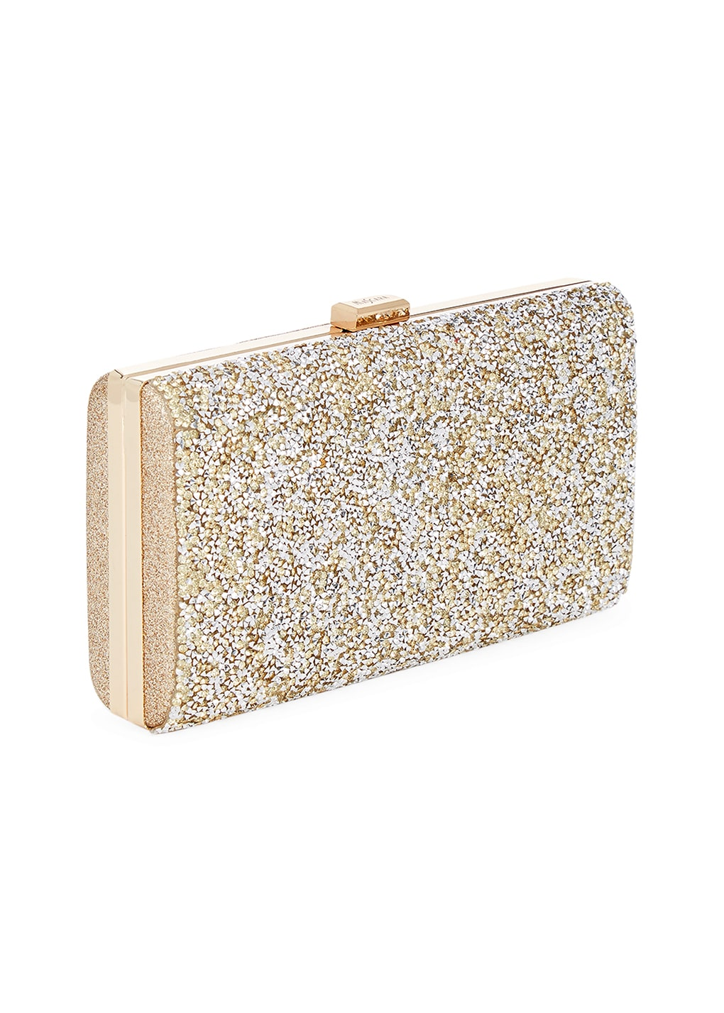5049eef8555c Gold Clutch Bags