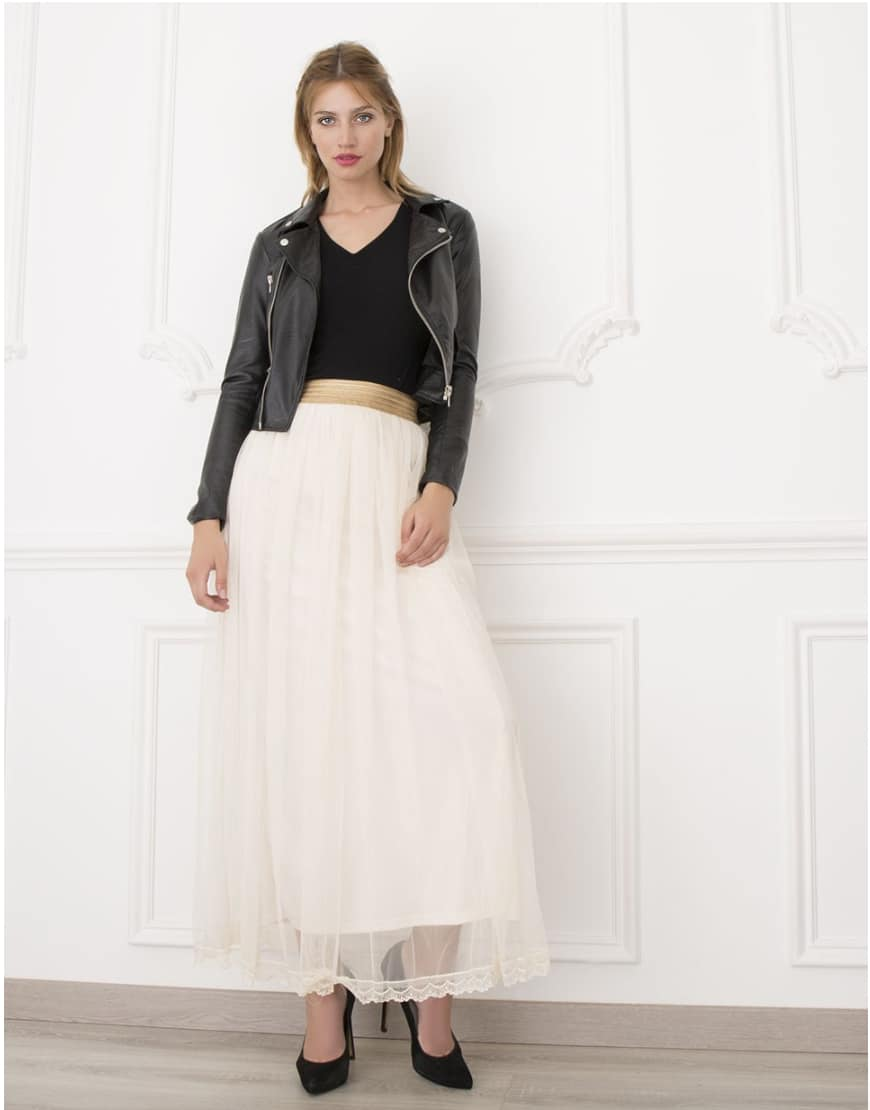 Alila-Tulle-Skirt-cream-Danity