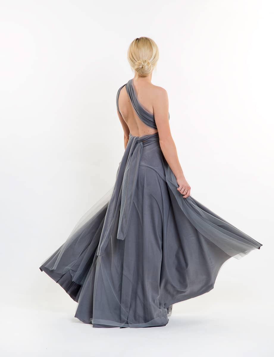 Alila Seduce Tulle Multiway Bridesmaid Dress Goddess By Nature