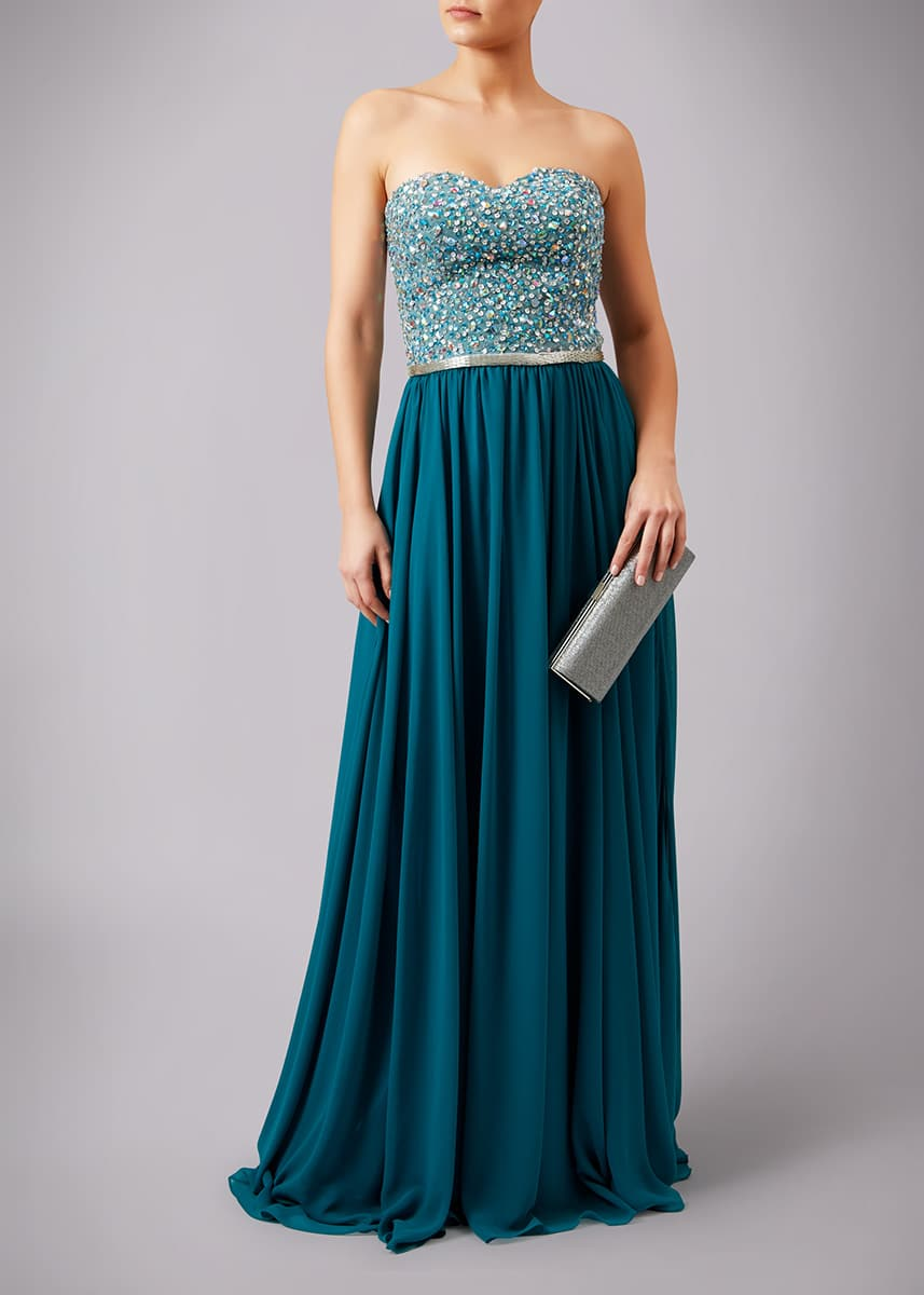 Alil-Plus-Size-Teal-Strapless-Beaded-Debs-dress-Mascara