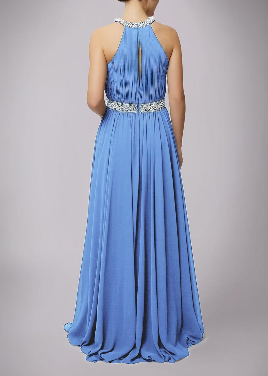 Alila-Light-Blue-Chiffon-Debs-Dress-Mascara