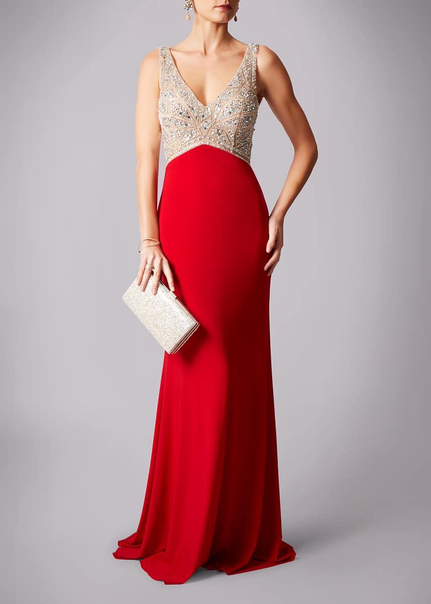 Mascara-Jewelled-Red-Hollywood-Debs-Dress-Alila-Dublin