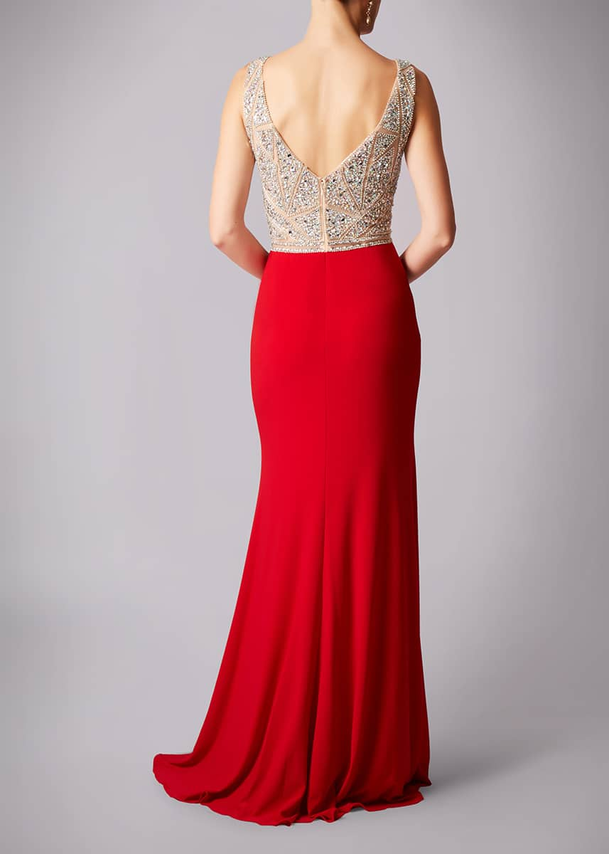 Mascara-Jewelled-Red-Hollywood-Debs-Dresses-Alila-Dublin