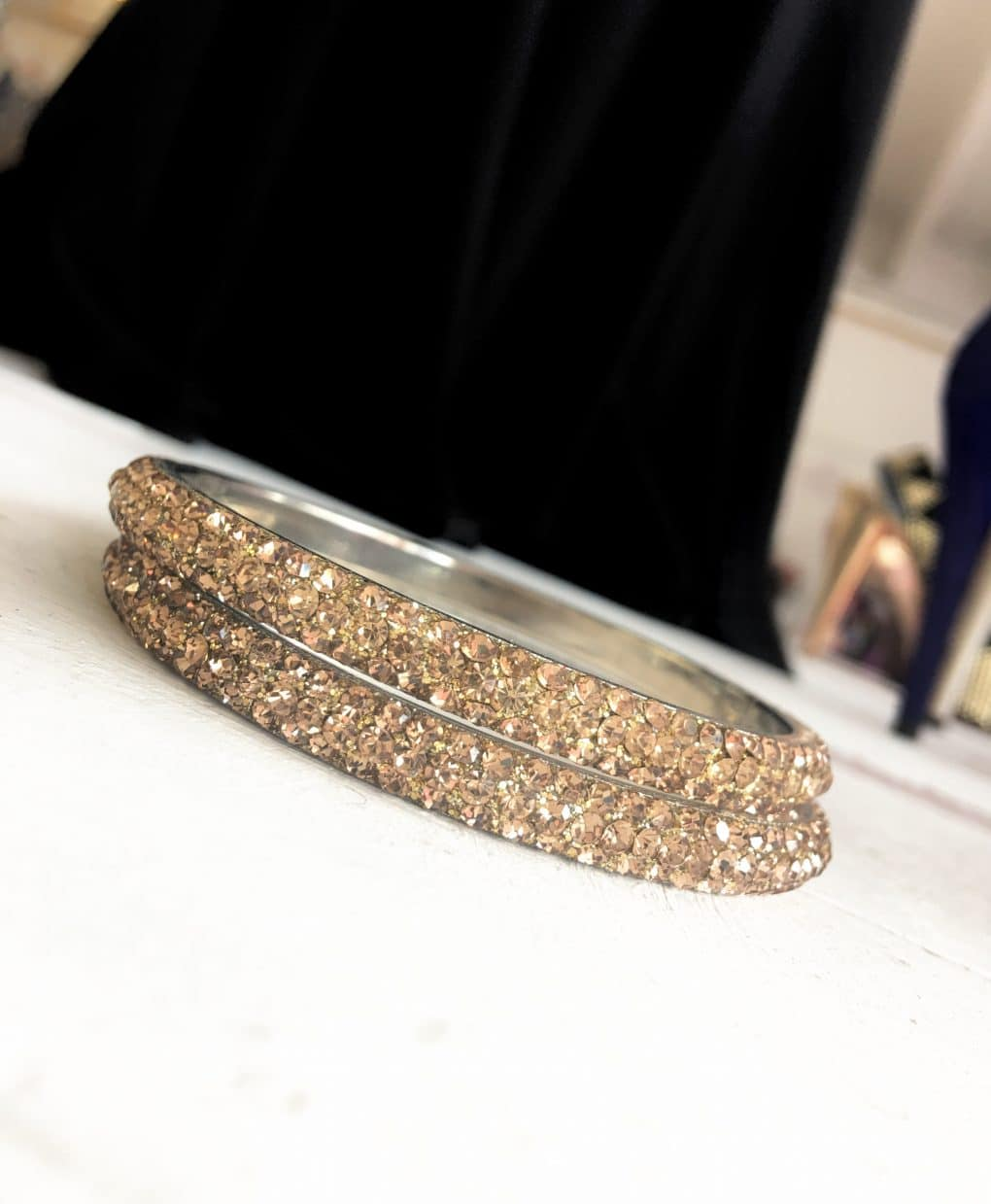 Alila Rose Gold Bangle Slim