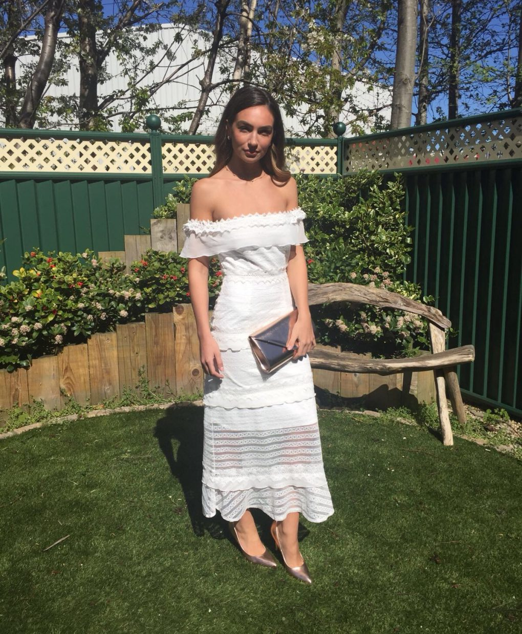 Foxie-Dox-Off-White-Midi-Dress-Ireland-Am-Alila
