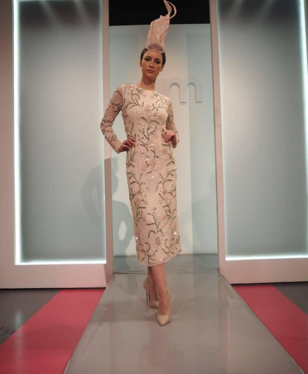 Angel-Eye-Nude-Embellished-Midi-Dress-Ireland-AM-Alila