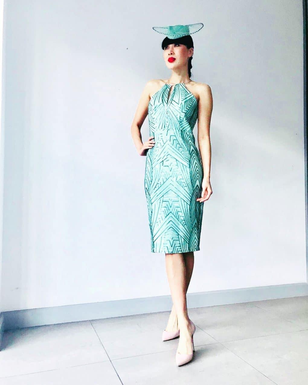 Bariano-Lumier-Mint-Sequins-Midi-Dress-Ireland-Am-Alila