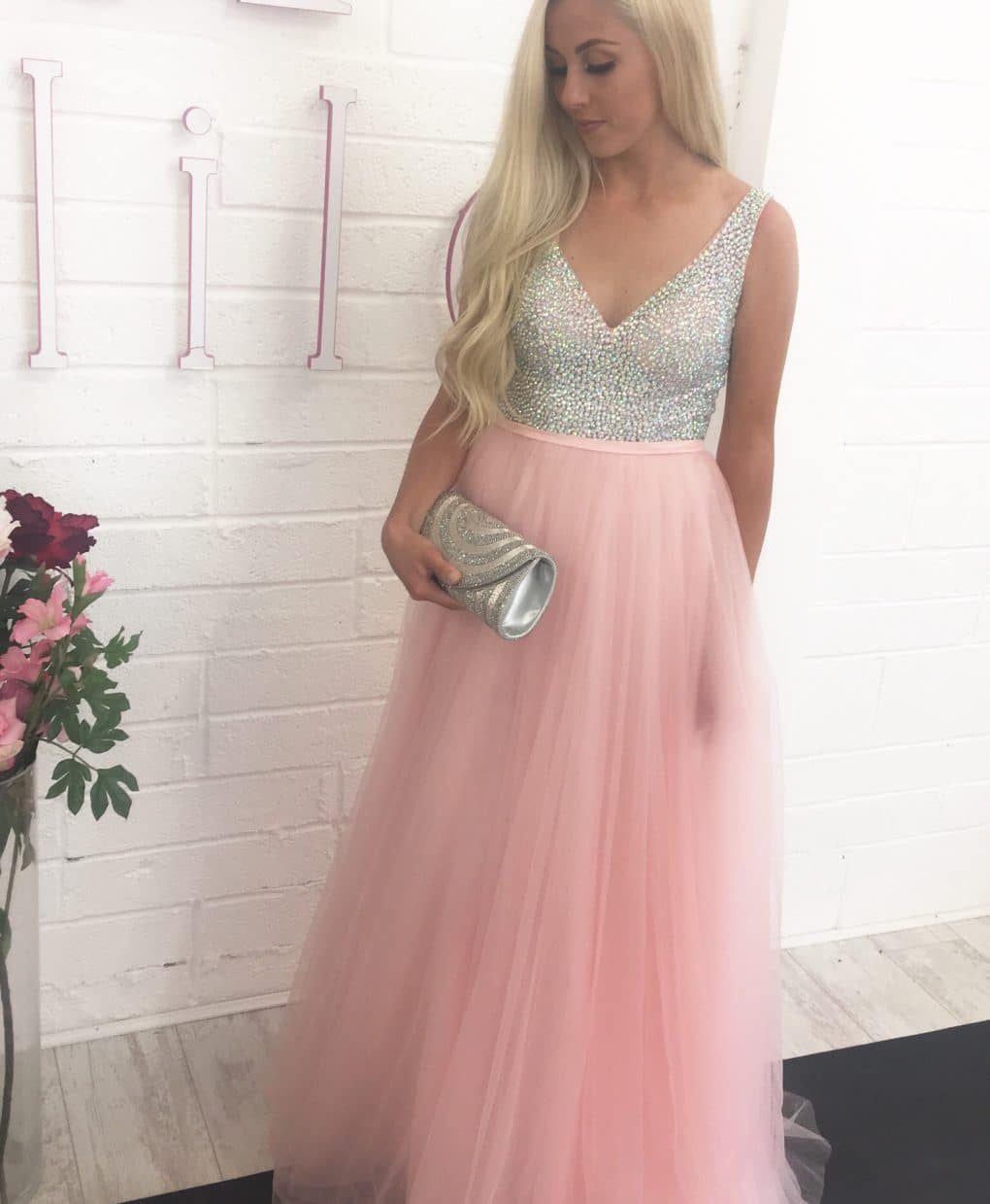 Gino-Cerruti-Pink-Princess-Gown-AnnMaire-2