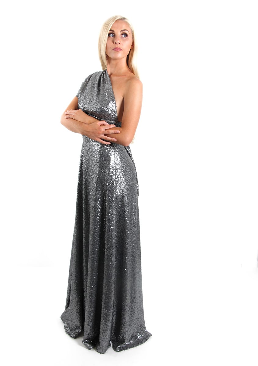 Sequin-Bridesmaids-Multiway-Goddess-By-Nature-Dark-Platinum-Alila