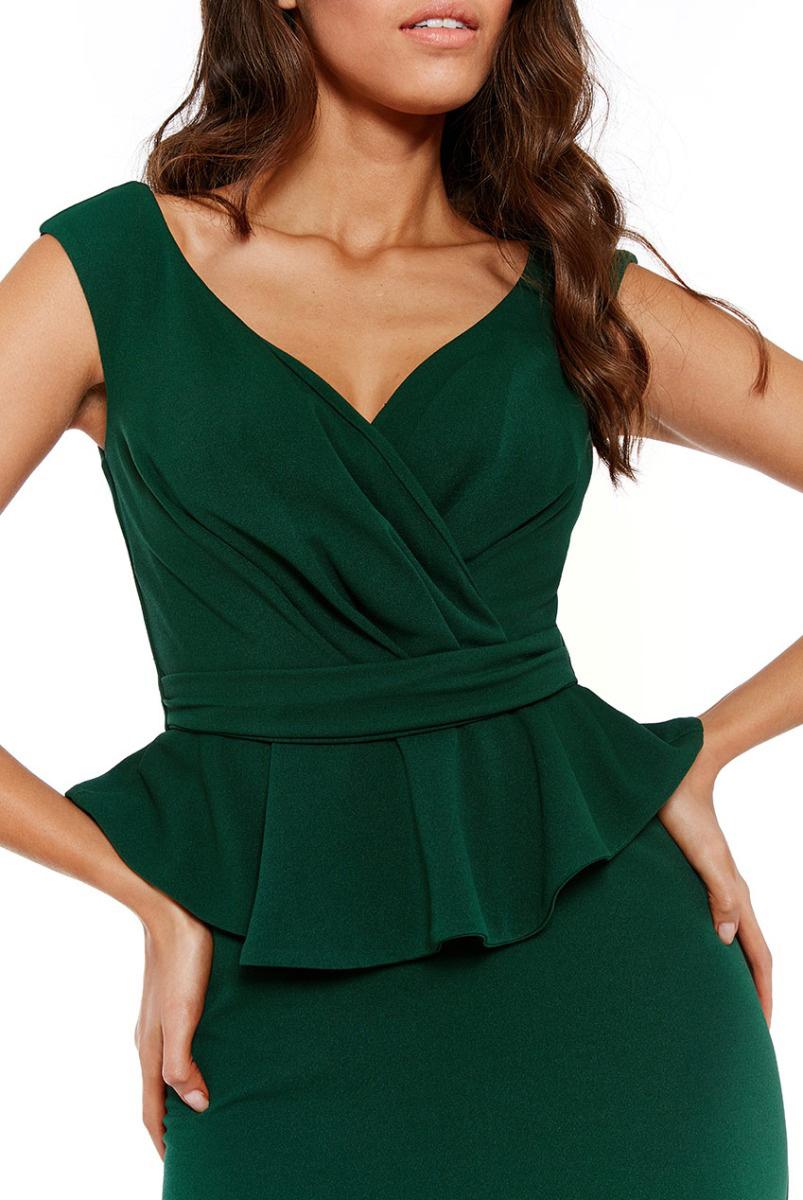 DR1913-Emerald-Green-Peplum-Bridesmaids-Dress-Alila-Boutique-Dublin