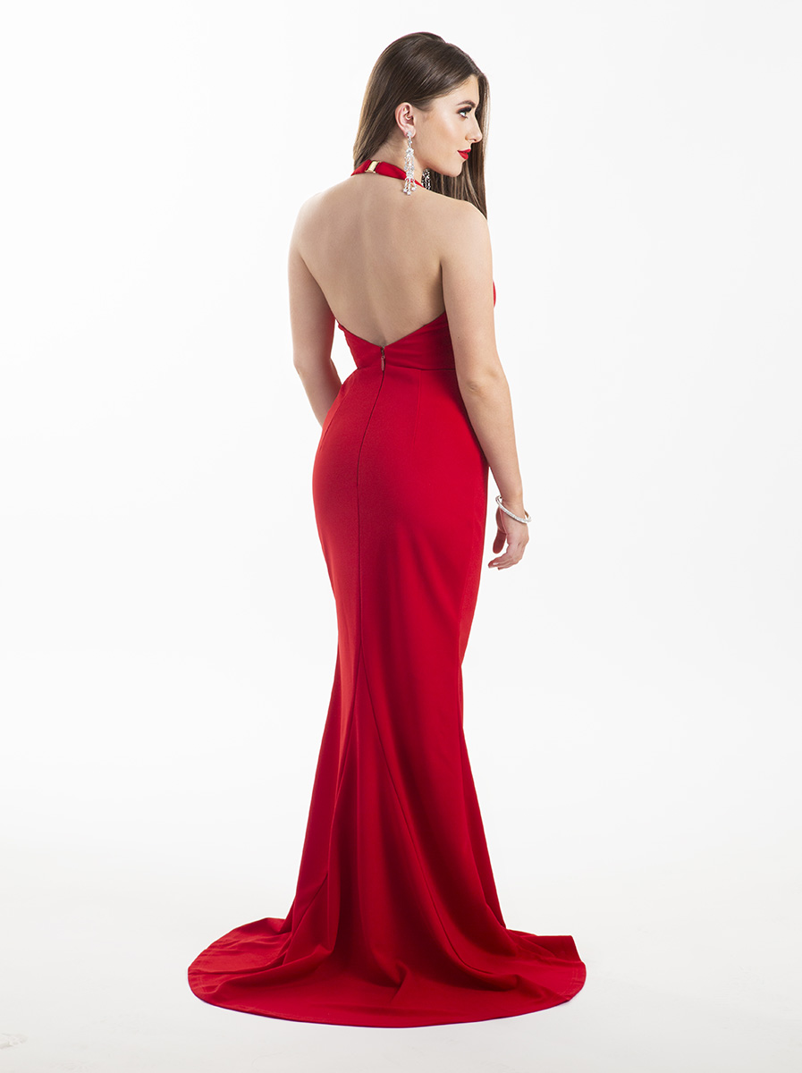 Chloe-Ormond-Red-low-back-debs-dress-Alila