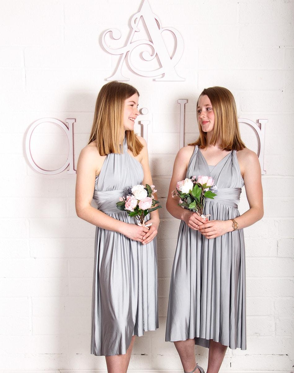 Junior-Bridesmaids-Dress-Platinum-MULTIWAY-Alila-Boutique