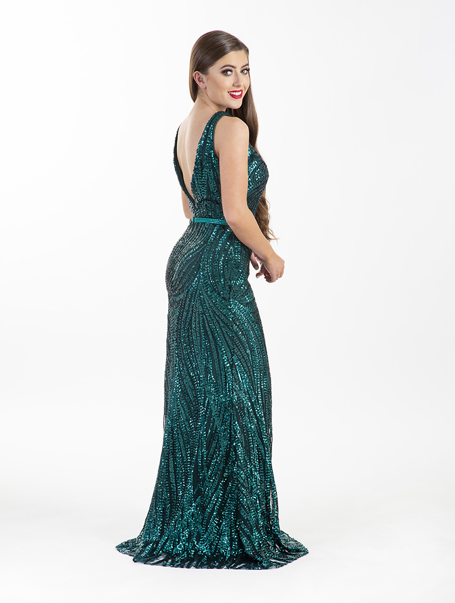 Chloe-Ormond-Emerald-Green-Embellished-Debs-Dress-Alila-boutique