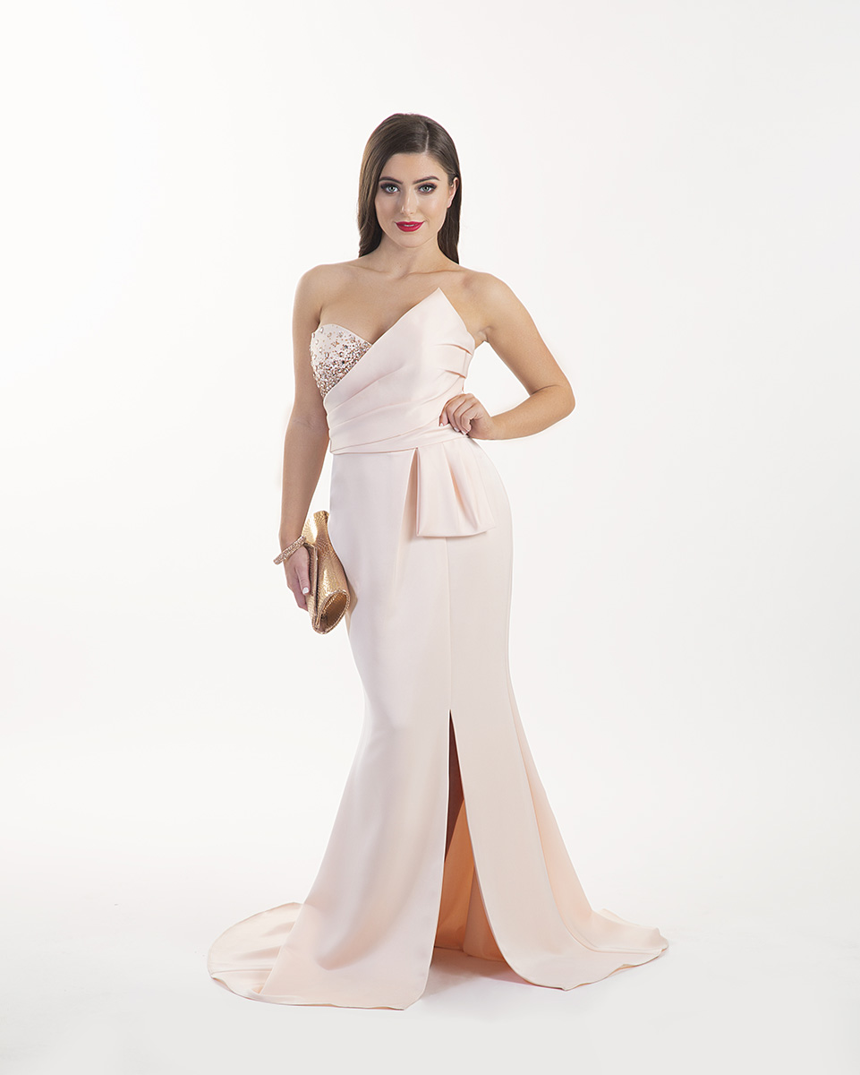 Chloe-Ormond-Pale-Peach-Mascara-Strapless-Gown-with-Slit-Alila