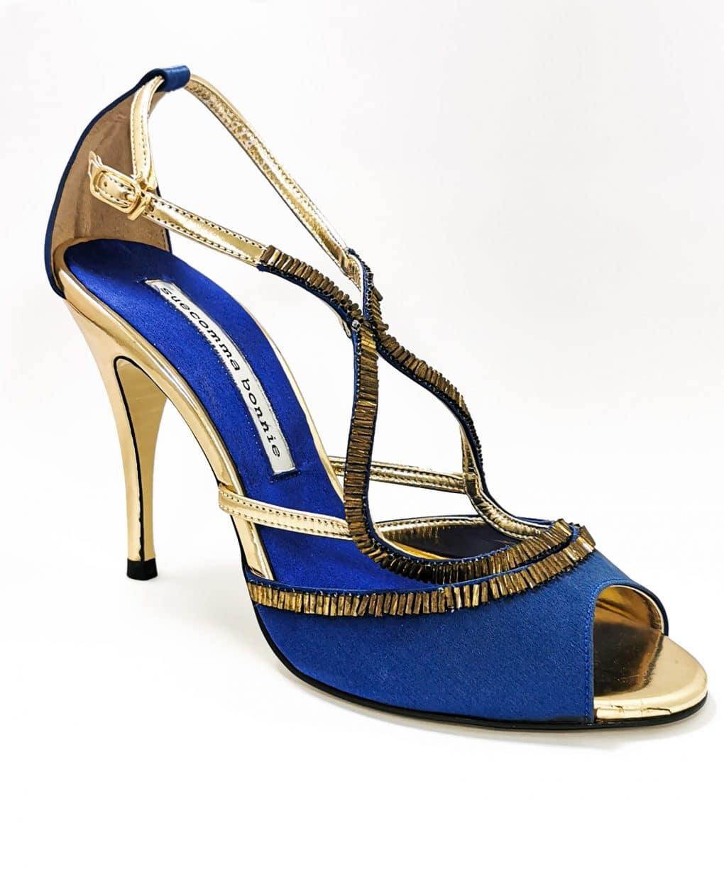 Blue-and-Gold-strappy-heels-SueComma-Bonnie-Alila