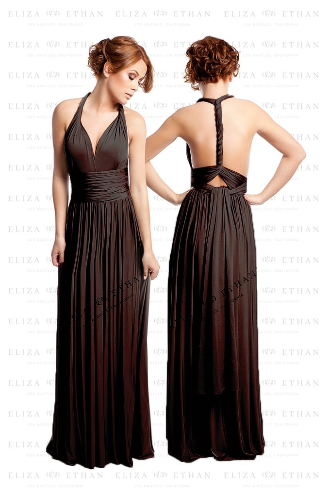 Eliza-Ethan-Mocha-Multiwrap-Dress-Bridesmaids
