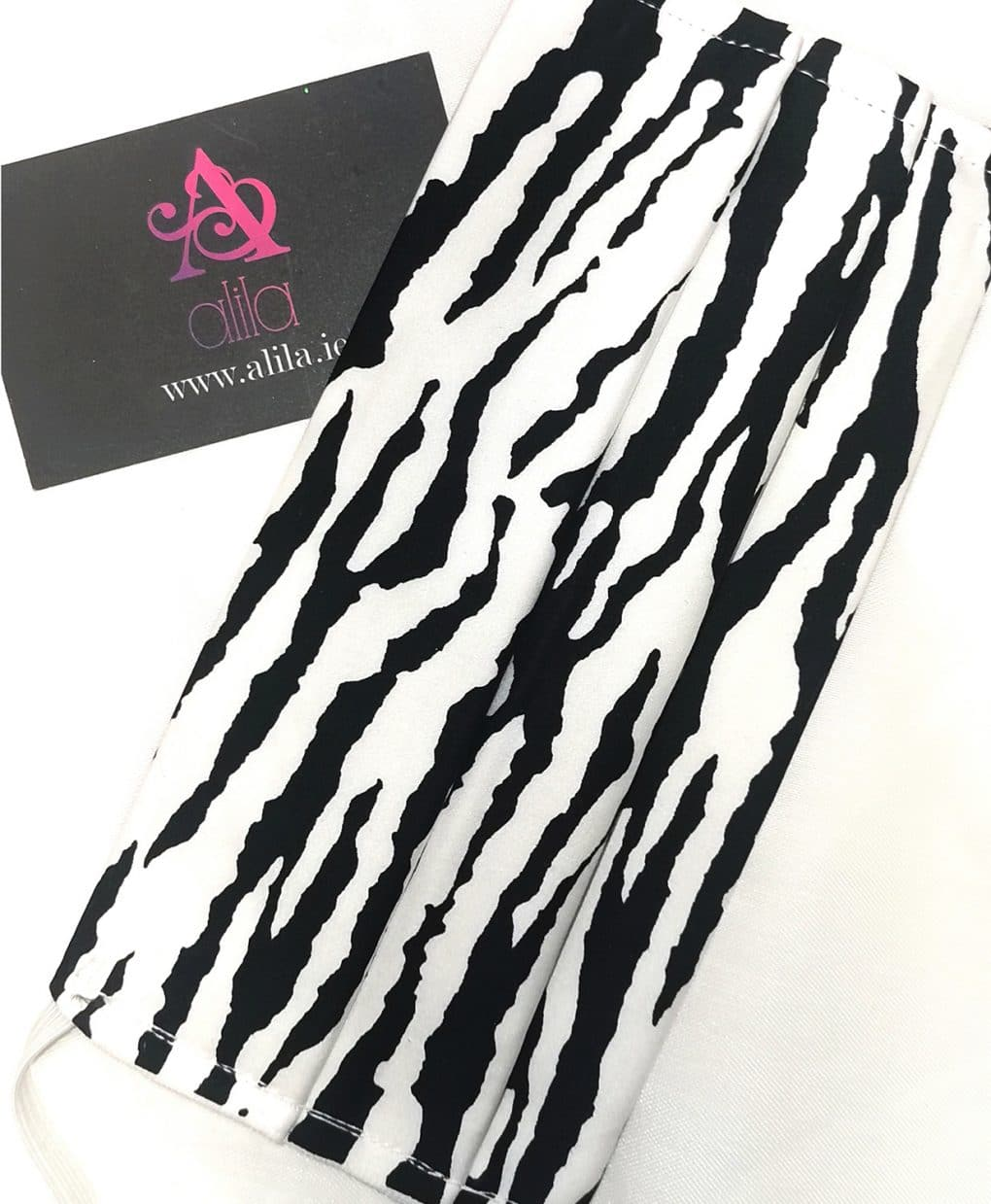 Face-mask-covering-Alila-Zebra-