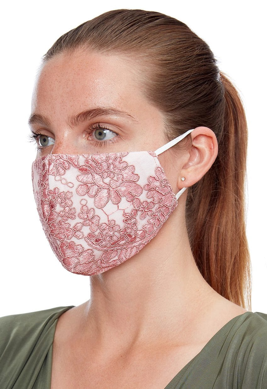 Pink-corded-lace-face-covering-Alila