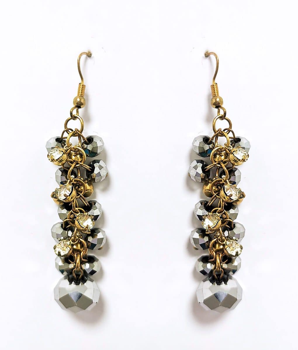 Grey-and-crystal-beaded-earrings-Alila-Irish